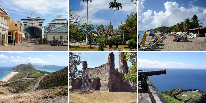 Cruises to basseterre st kitts basseterre shore excursions for Port zante st kitts