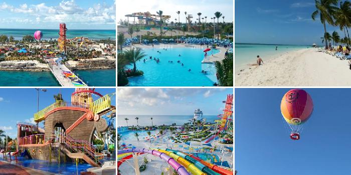 Coco Cay Bahamas Activities Pictures To Pin On Pinterest