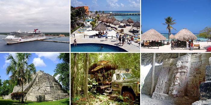Cruises To Costa Maya Mexico Costa Maya Shore Excursions