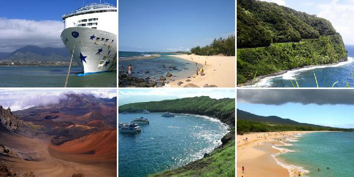 Rental Car Shuttle At Maui Cruise Port