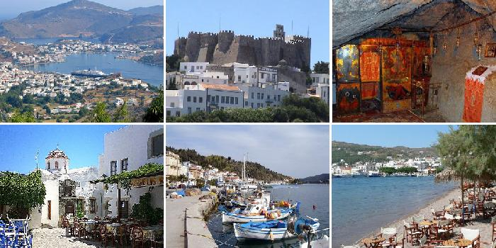 cruises to patmos  greece