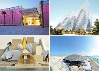 Saadiyat Island Cultural District