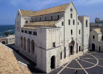 The Basilica of San Nicola