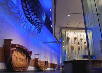 National Museum of Underwater Archaeology