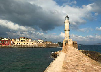 Chania Lighthouse