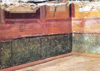 Roman Painted House