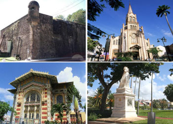 Fort De France Walking Tour