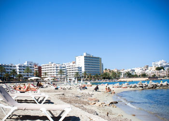 Figuretas Beach, Ibiza