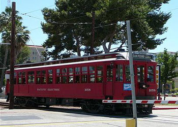 Red Car Trolley Ride (San Pedro)