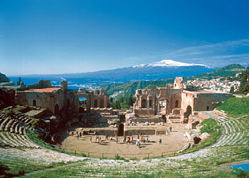 Greek Amphitheater (Taormina)