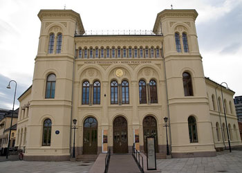 Nobel Prize Peace Center