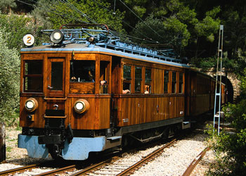 Palma to Soller Railway