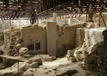 The Prehistoric City of Akrotiri