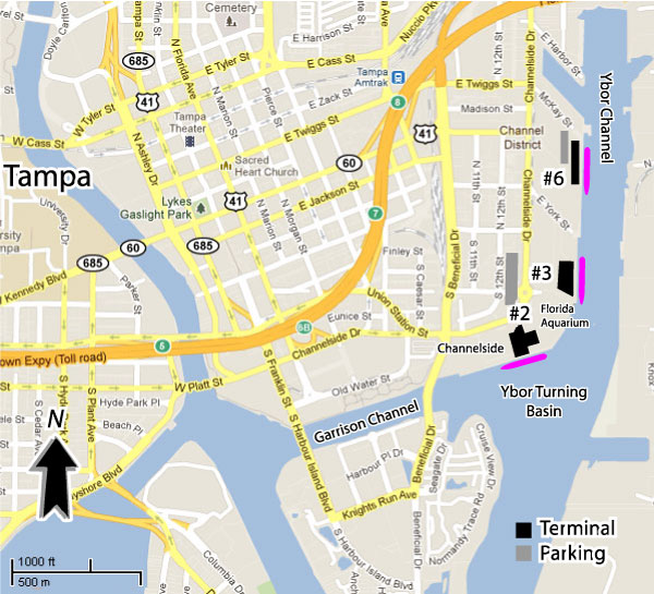 Cruises From Tampa Florida Tampa Cruise Ship Departures