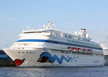 AIDAcara Cruise Ship