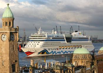 Cruise Ship Aidadiva Picture Data Facilities And