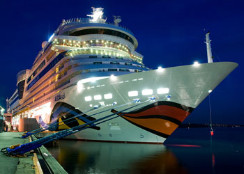 Cruise Ship Aidasol Picture Data Facilities And