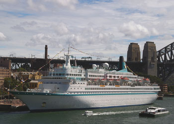 Cruise Ship Albatros Picture Data Facilities And