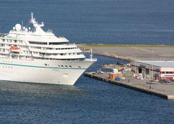 Cruises To Alta Norway Alta Cruise Ship Arrivals - Cruise ship norway