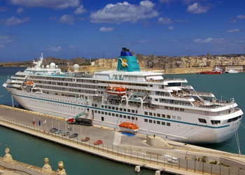 Amadea Cruise Ship
