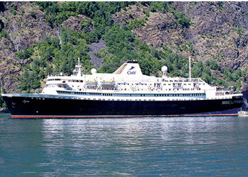 Astoria Cruise Ship