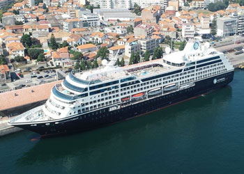 Azamara Pursuit Cruise Ship