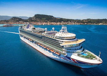 Cruise Ship Azura Picture Data Facilities And Sailing