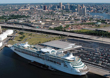 Cruises From Baltimore Maryland | Baltimore Cruise Ship Departures