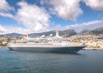 Cruise Ship Boudicca Picture Data Facilities And Sailing Schedule - Boudicca cruise ship itinerary