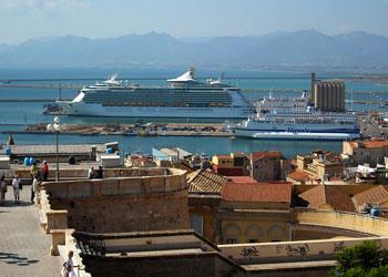 Calendario Crociere Cagliari 2020.Cruises To Cagliari Sardinia Cagliari Shore Excursions
