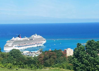 Carnival Dream Cruise Ship