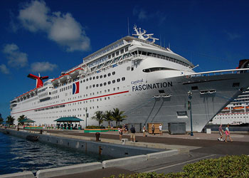 Carnival Fascination Cruise Ship