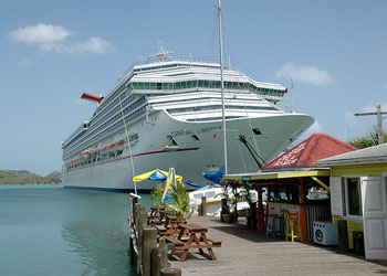 Cruise Ship Carnival Liberty Picture Data Facilities