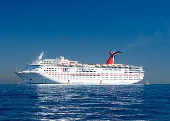 Cruise Ship Carnival Paradise Picture Data Facilities