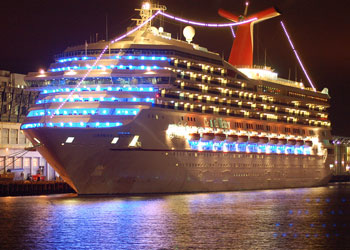 cruise ship carnival victory picture data facilities and sailing