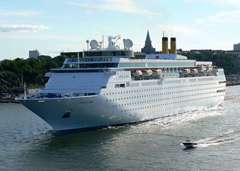 Costa Classica Cruise Ship