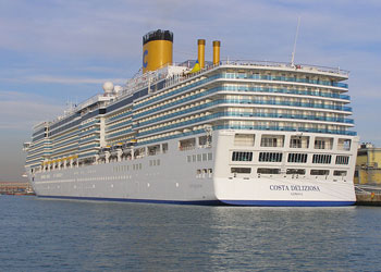 Costa Deliziosa Cruise Ship