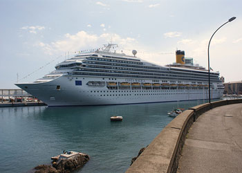 Costa Magica Cruise Ship