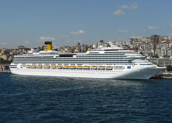 Cruise Ship Costa Serena Picture Data Facilities And