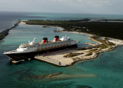 Cruise Ship Disney Fantasy Picture Data Facilities And