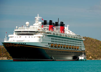 Cruise Ship Disney Magic Picture Data Facilities And