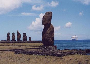 Easter Island Chile Cruise