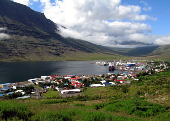 Cruises To Eskifjordur...