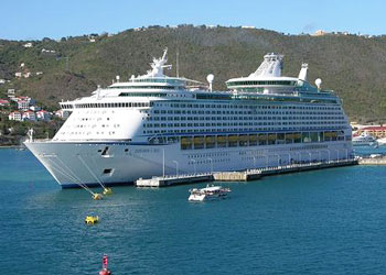 Cruise Ship Explorer Of The Seas  Picture Data