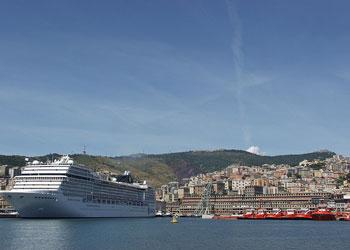 Cruises From Genoa Italy Genoa Cruise Ship Departures - Italy cruises