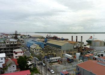 Cruises To Georgetown Guyana Georgetown Cruise Ship