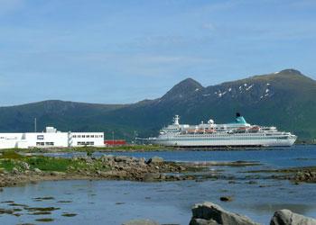 Cruises To Gravdal Norway Gravdal Cruise Ship Arrivals - Cruise ship norway