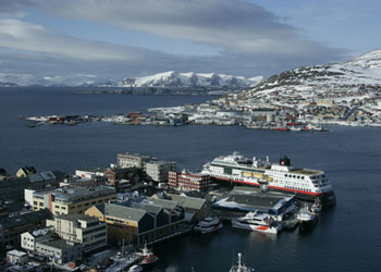 Cruises To Hammerfest Norway Hammerfest Cruise Ship