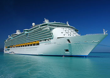 Cruise Ship Independence Of The Seas Picture Data