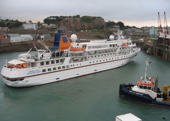 Cruises To Jersey Channel Islands Jersey Cruise Ship